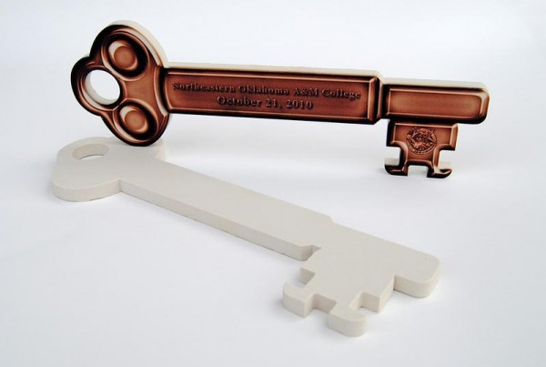 NEO-Key-Waterjet-Cut
