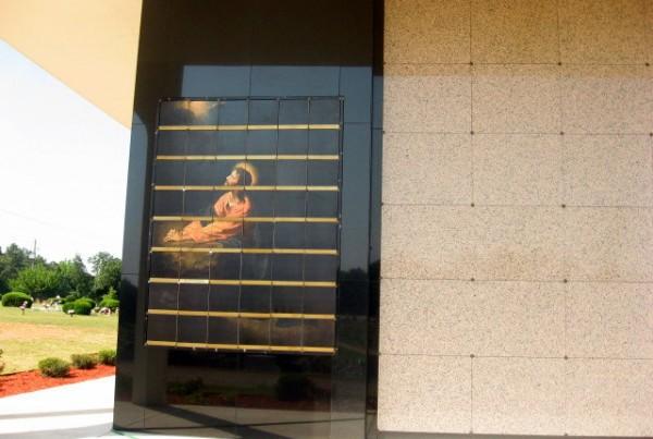 Mausoleum Mural 01
