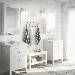 bright-bathroom-with-vintage-twin-sink-in-white-design